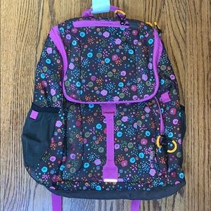 NWT Embark Floral Laptop Backpack